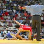 Results Russia Wrestling Championships 2015