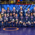 2016 USA Olympic Wrestling Team