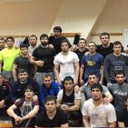 Russia Wrestling Circuit Workout
