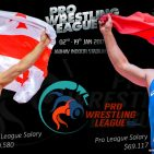 Khinchigashvili Gadisov and Magomed the Indian Pro Wrestling League
