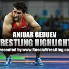 Aniuar Geduev - The Best Wrestling Highlights