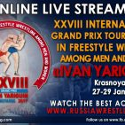 Grand Prix Wrestling Ivan Yariguin online live s 2017tream