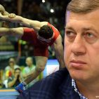 World Cup Russia Wrestling Head Coach Tedeev