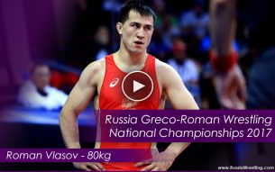 2x Olympic Champion Roman Vlasov Comeback at the Russian National Finals 2017