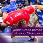 Russia Wrestling Championships 2017