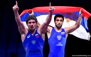 European Championships 2017 – Freestyle Wrestling