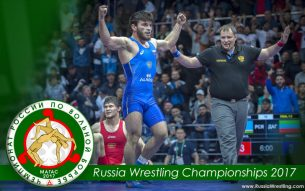 Russia Freestyle Wrestling Championships 2017 – Results