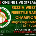 Russia Wrestling National Championships 2017 Day 2