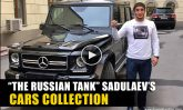 Cars Collection Abdulrashid Sadulaev Russia Wrestling