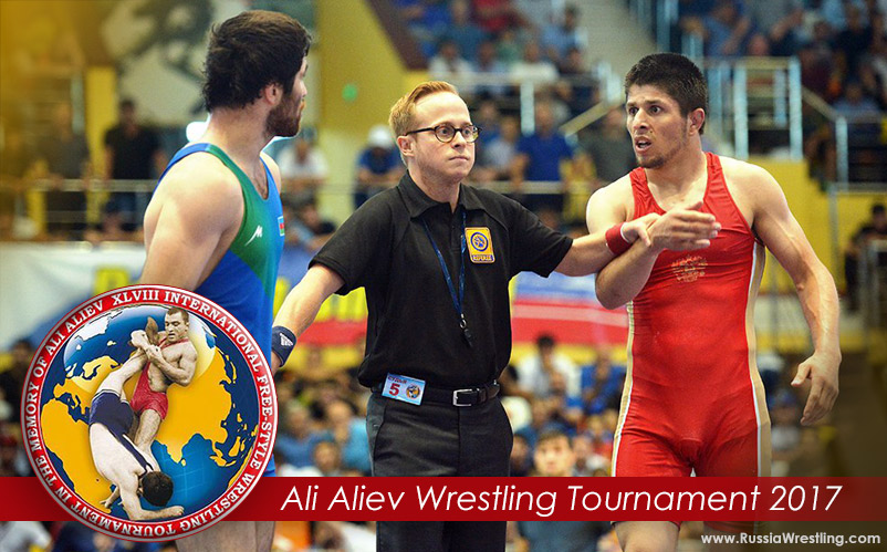 Results Ali Aliev Wrestling Tournament 2017