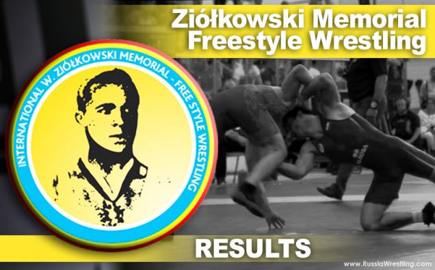 Ziolkowski Memorial 2017 Freestyle Wrestling Tournament 2017