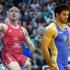 Valiev Gogaev Russia Wrestling World Team members 2017