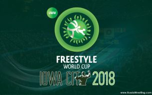 Freestyle Wrestling World Cup 2018 Iowa City